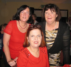 Christmas Belles - Colette, Laura and Patricia