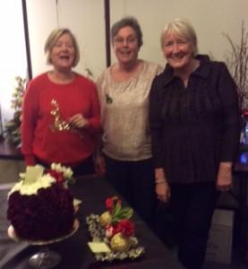 Jessica, Sheila and Anne