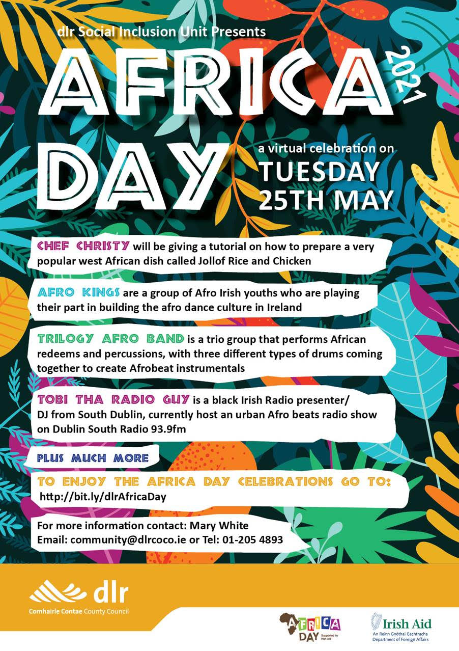 Africa Day poster